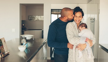 mortgage life insurance family morning time